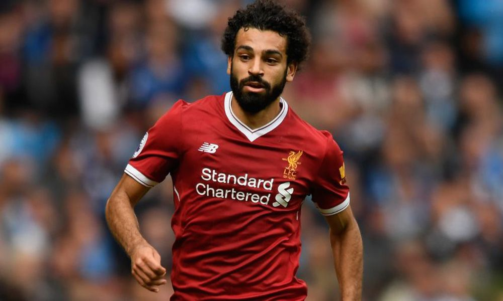 Mohammed Salah,Liverpool,Premier League