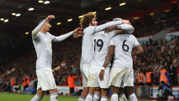 Manchester united,Bournemouth,Premier League